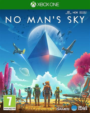 505 Gamestreet No Man's Sky (Xbox One)