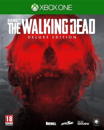 505 Gamestreet igra Overkill's The Walking Dead Deluxe Edition (Xbox One) – datum izida 9.11.2018