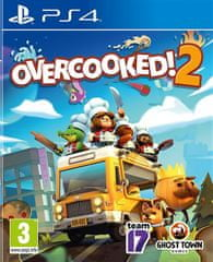 Sold Out Overcooked! 2 (PS4)