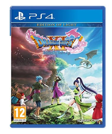 Square Enix igra Dragon Quest XI Edition of Light PS4