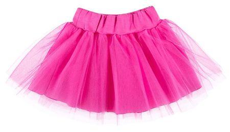 d1ac1cc450e Ewa Klucze Dívčí tutu sukně Lovely 92 cm - růžová