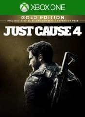 Square Enix igra Just Cause 4 Gold Edition (Xbox One)