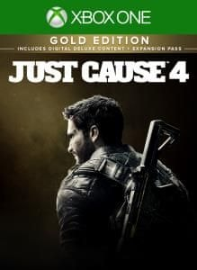 Square Enix igra Just Cause 4 Gold Edition (Xbox One) – datum izida 3.12.2018