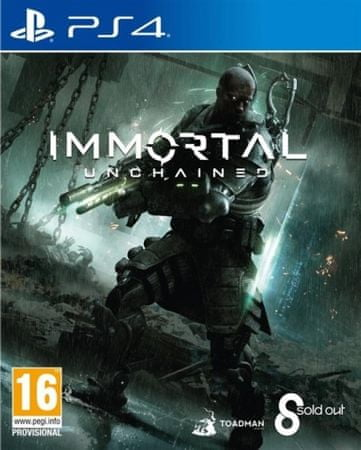 Sold Out igra Immortal: Unchained PS4