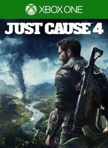 Square Enix igra Just Cause 4 (Xbox One)