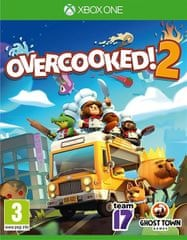 Sold Out Overcooked! 2 (Xbox One)