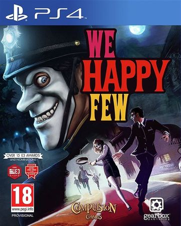 GearBox Publishing We Happy Few (PS4)