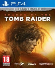 Square Enix igra Shadow of the Tomb Raider: Croft Edition (PS4)