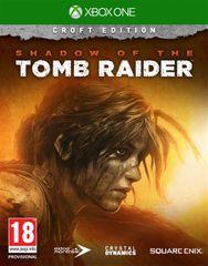 Square Enix igra Shadow of the Tomb Raider: Croft Edition (Xbox One)