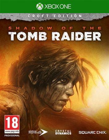 Square Enix igra Shadow of the Tomb Raider: Croft Edition (Xbox One)