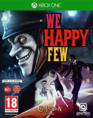 GearBox Publishing We Happy Few (Xbox One)