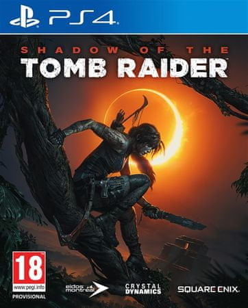 Square Enix igra Shadow of the Tomb Raider (PS4)