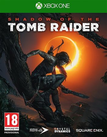 Square Enix igra Shadow of the Tomb Raider (Xbox One)