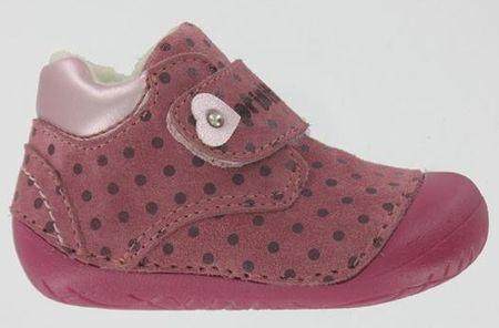 Primigi dekliški zimski čevlji 19, roza