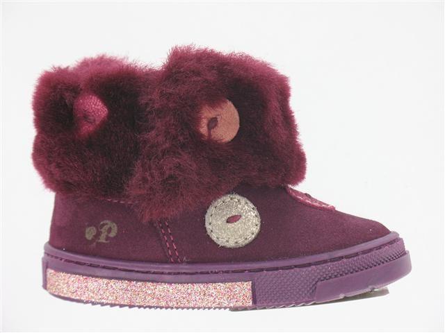 Primigi dívčí zimní obuv 21 fialová 73740c441e