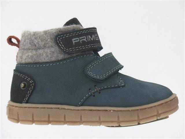 Primigi chlapecká zimní obuv 24 modrá  359955243c