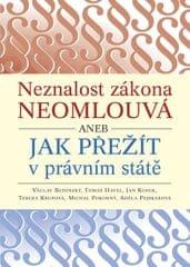 Budínský Václav: Neznalost zákona neomlouvá aneb jak přežít v právním státě