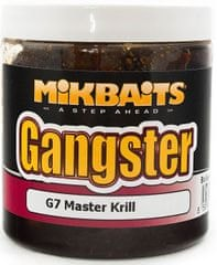 Mikbaits Boilies v dipu  Gangster 250 ml