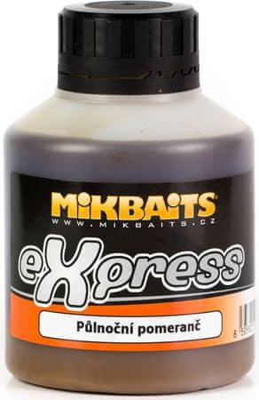 Mikbaits Booster Express 250 ml brusinka ccm
