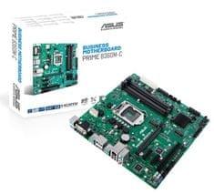 Asus osnovna plošča Prime B360M-C, DDR4, USB 3.1 Gen2, LGA1151, mATX