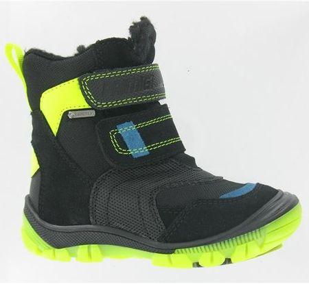 85d3432c3da Primigi chlapecká zimní obuv 24 černá