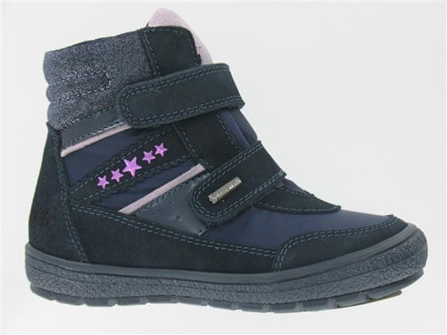 Primigi dívčí kotníčková obuv 31 modrá