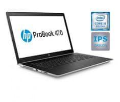 HP prenosnik ProBook 470 G5 i5-8250U/8GB/SSD256GB+1TB/930MX/17,3FHD/DOS (1LR91AV#70016899)