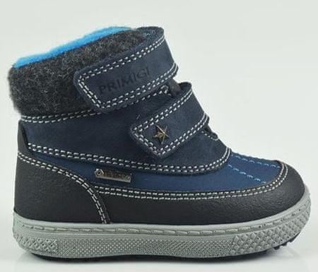 2d67cd1656a Primigi chlapecká zimní obuv 25 modrá