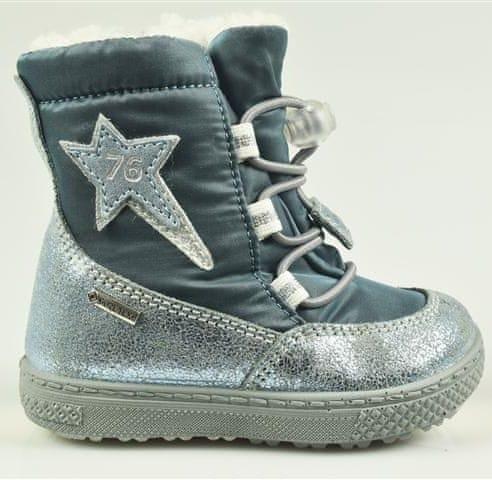 Primigi dívčí zimní obuv 28 šedá