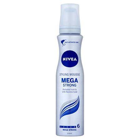 Nivea Pěnové tužidlo na vlasy Mega Strong (Styling Mousse) 150 ml