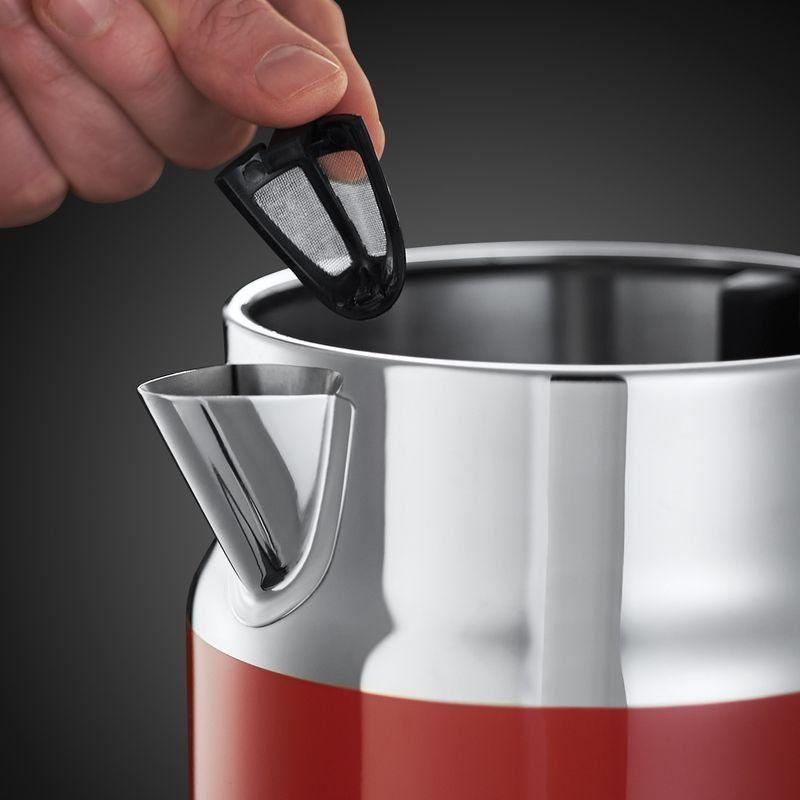 Russell Hobbs Retro Ribbon Red filtr