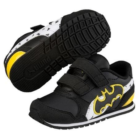 Puma ST Runner v2 V Inf Batman 20 čierna