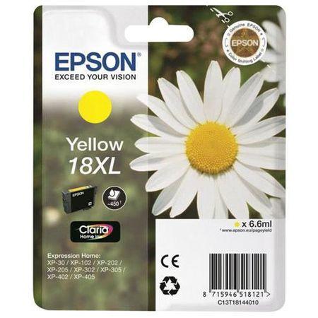 Epson črnilo 18XL, rumeno