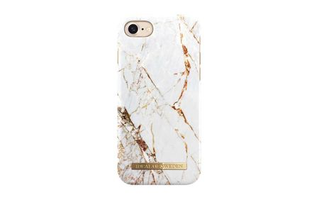 iDeal of Sweden ovitek iPhone 8/7/6 Carrara Gold