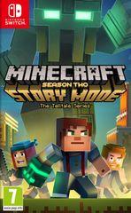 Telltale Games igra Minecraft Story Mode Season 2 (Switch)