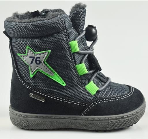 1de167c76e3 Primigi chlapecká zimní obuv 25 modrá