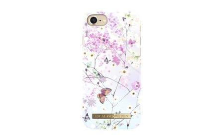 iDeal of Sweden ovitek iPhone 8/7/6 Springtime Whimsy, roza