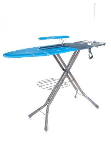 BRILANZ likalna deska Professional, 130 x 48 cm, modra