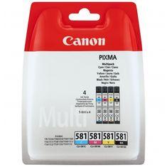 Canon komplet tinta CLI-581, u boji