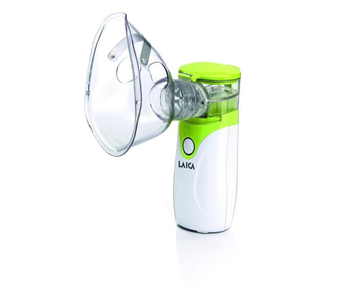Laica Dětský ultrazvukový přenosný inhalátor NE1005