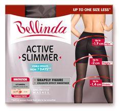 Bellinda ACTIVE SLIMMER TIGHTS 37 DEN