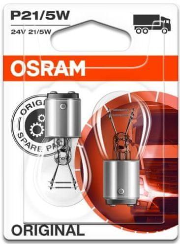 Osram Žárovka typ P21/5W, 24V, 21/5W, Standard