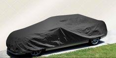 MAMMOOTH Ochranná plachta černá, velikost L