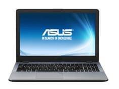 Asus prenosnik VivoBook 15 X542UN-DM105 i5-8250U/8GB/SSD256GB/MX150/15,6FHD/EndlessOS (90NB0G82-M04590)