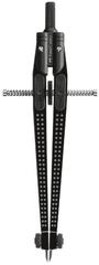 Faber-Castell šestilo Grip, črno
