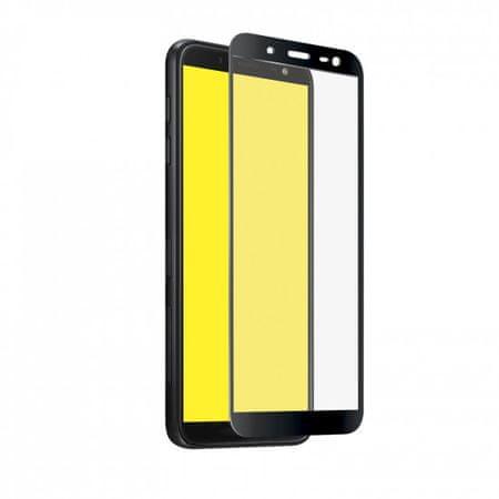 SBS zaščitno steklo za Samsung Galaxy J6 2018, črno