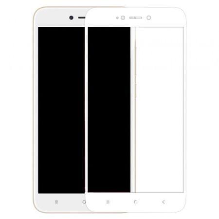 9H zaščitno steklo za Xiaomi Redmi Note 5, bel