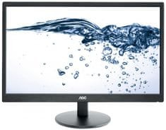 "AOC 23,6\ E2470Swda"" LED LCD Monitor"