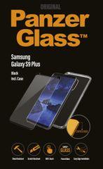 PanzerGlass steklo CF in ovitek za Galaxy S9 Plus, črno