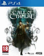 Focus igra Call Of Cthulhu (PS4) – datum izida 30.11.2018